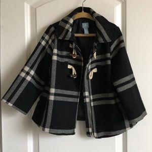 Cutest Gap pea coat, size 3